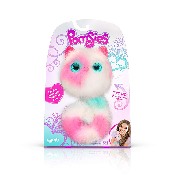 Pomsies Interactive Plush from Sky Rocket
