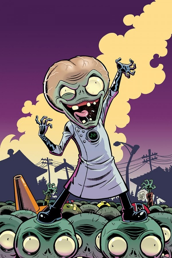 Plants vs. Zombies: Garden Warfare Comic