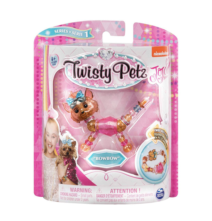 Twisty Petz BowBow Bracelet from Spin Master